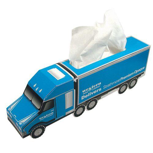 custom shaped tissue boxes